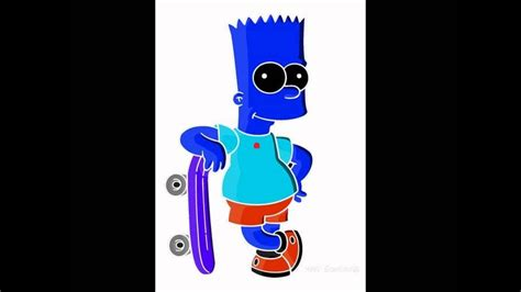 Bart Simpson Illusion   YouTube