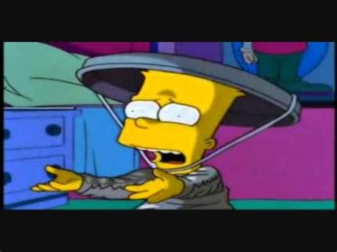 Bart Simpson Paranoico   YouTube