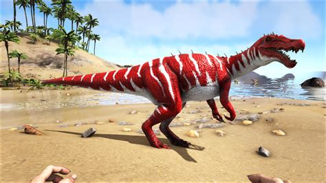 Baryonyx   Official ARK: Survival Evolved Wiki