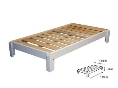 Base cama individual | Clasf