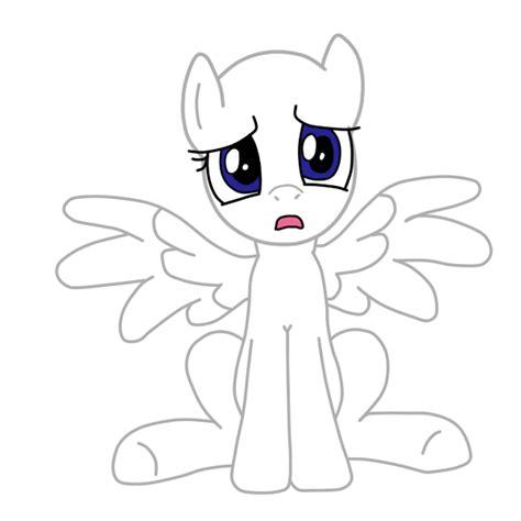 Base  My little pony /triste by marcisofi on DeviantArt