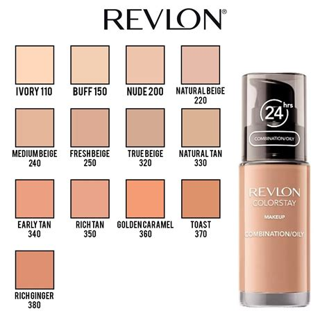 Base Revlon Colorstay 24hs   R$ 87,99 em Mercado Livre