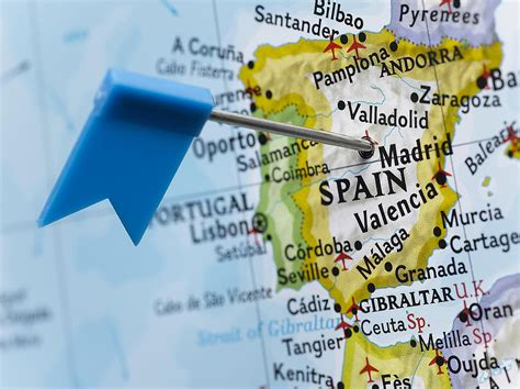 Basic Info, History, Geography and Climate of Spain