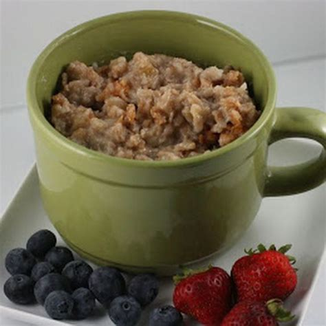 Basic Overnight Oatmeal Slow Cooker Recipe with old ...