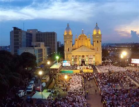 Basilica de La Chinita, Maracaibo, Venezuela   Dronestagram
