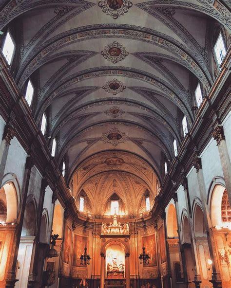 Basílica Santa María de Mataró, en Cataluña, España ...
