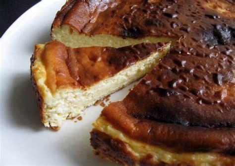 Basque Cheesecake 'Tarta De Queso' Recipe by Hiroko Liston ...