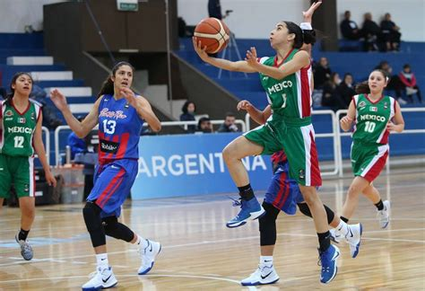 basquetbol mexico sub 16 femenil  1    Deporte Digital MX