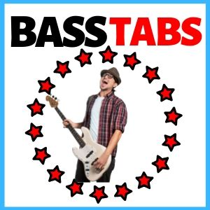 Bass Tabs【Big Bass Tabs】 【How to read Bass Tabs】7 Nation Army