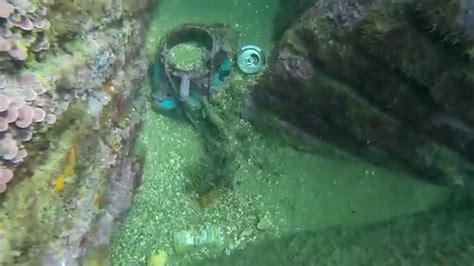 Basura en el fondo del mar   YouTube
