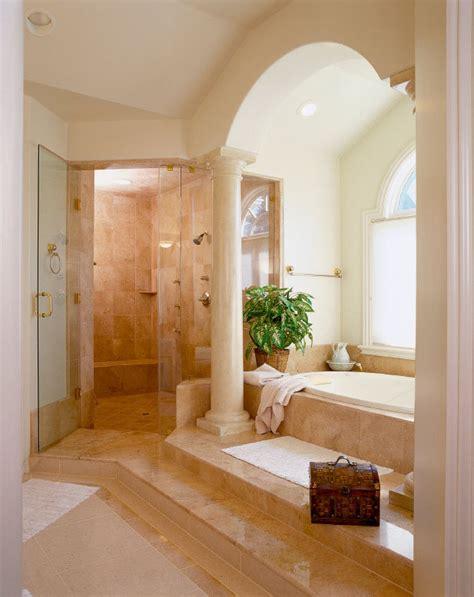 Bathroom Columns