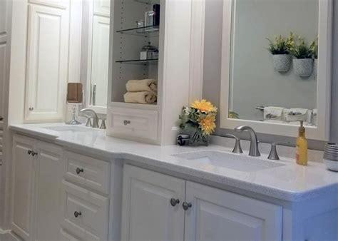 Bathroom Countertops | Custom Granite & Quartz Counters ...