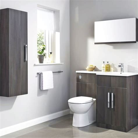 Bathroom Furniture | Cabinets & Free Standing Furniture ...