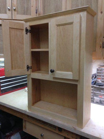 Bathroom Wall Cabinet | Woodworking | Pinterest | Bathroom ...