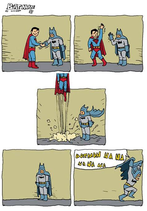 Batman and Superman [Comic Strip] «TwistedSifter