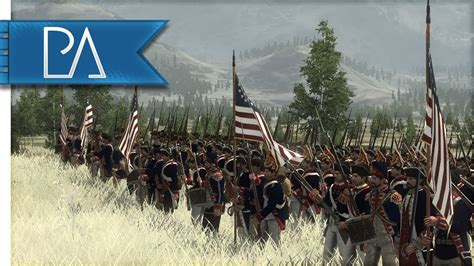 Battle for American Independence: UK vs USA   Empire Total ...