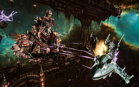 Battlefleet Gothic Armada 2 Chaos Campaign Expansion ...