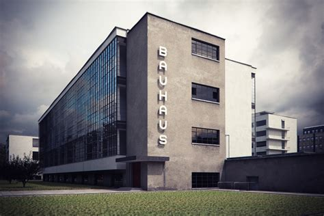 Bauhaus at Dessau Visualization by Bertrand Benoit   3D ...