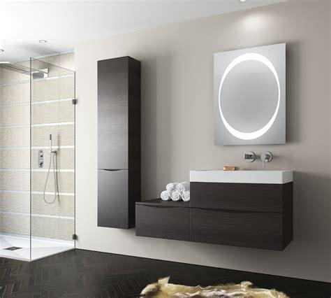 Bauhaus design basin & glide ll vanity unit & tall unit ...