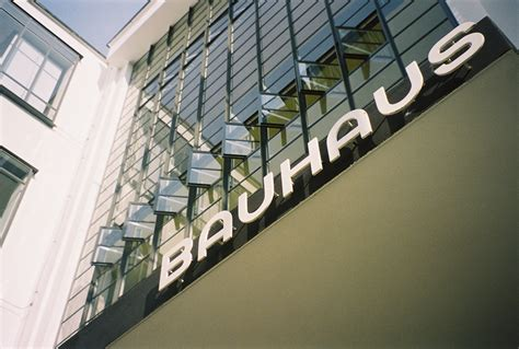 Bauhaus : The School Of Thought That Revolutionised The ...