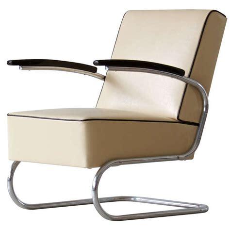 Bauhaus tubular steel lounge chair | 1stdibs.com | Steel ...