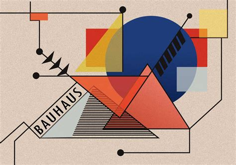 Bauhaus Vector   Download Free Vector Art, Stock Graphics ...