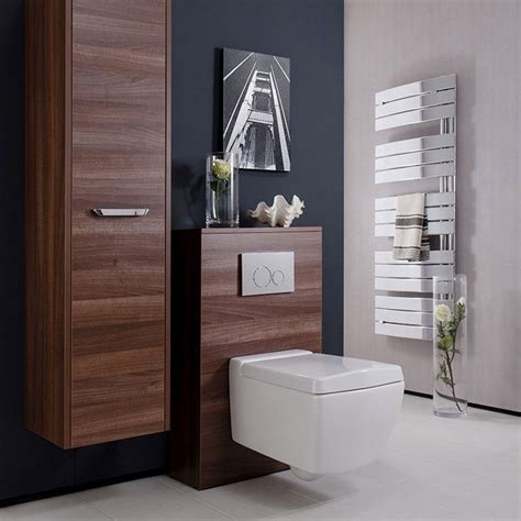 Bauhaus WC Furniture Unit : UK Bathrooms