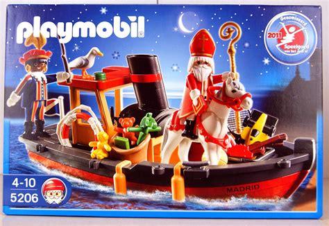 BAÚL DE NAVIDAD: Playmobil 5206, San Nicolás llega a ...