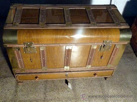 baúl madera antiguo con cajón y llaves. higinio   Comprar ...