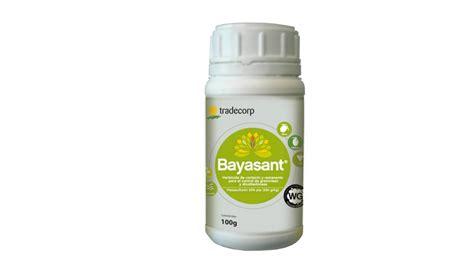 Bayasant, el nuevo herbicida de gran eficacia y amplio ...