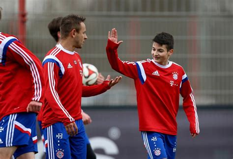 Bayern Munich eager to sign 15 year old Croatian wonderkid ...