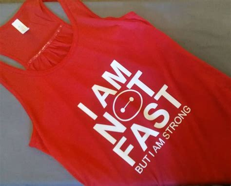 Baymax I am not fast but I am strong workout tank   Run ...