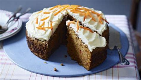 BBC Food   Recipes   Classic carrot cake