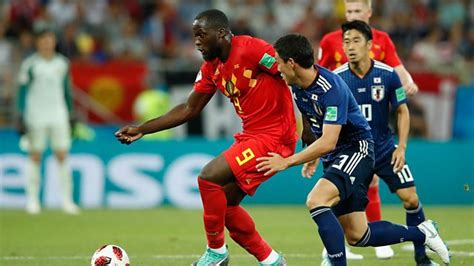 BBC One   Match of the Day, FIFA 2018 World Cup, Belgium v ...