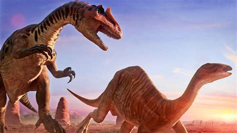 BBC One   Planet Dinosaur, Original Series, Fight for Life