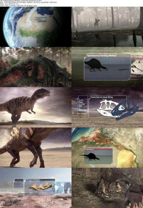 BBC   Planet Dinosaur S01E01: Lost World  2011  / AvaxHome