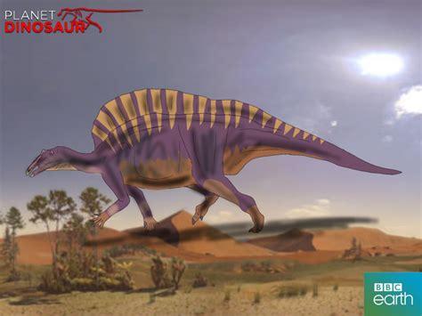 BBC S Planet Dinosaur   Ouranosaurus by Vespisaurus on ...