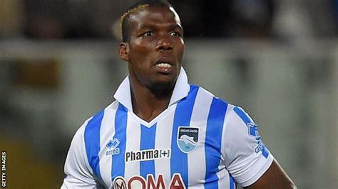 BBC Sport   Mathias Pogba: Crawley Town sign former Crewe ...