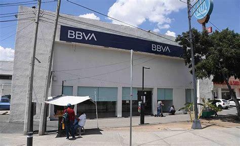 BBVA México cambia horarios de sucursales por Covid 19