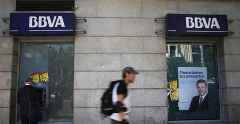 BBVA recortará su plantilla en España este año en 2.000 ...