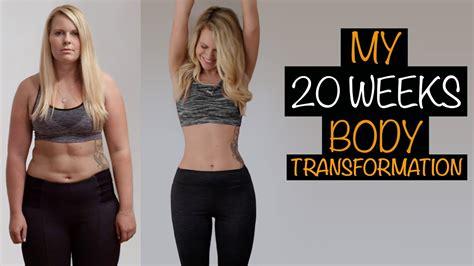 Beach Body Transformation   Only 20 weeks Freeletics ...