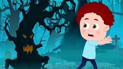 beängstigende hölzer | Vorschule Lied | Kinder lernen ...