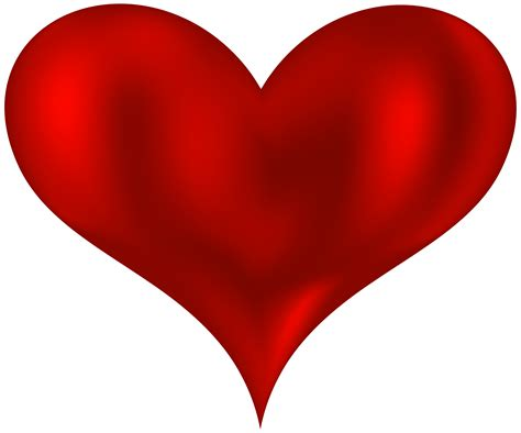 Beautiful Heart Red PNG Clipart   Best WEB Clipart