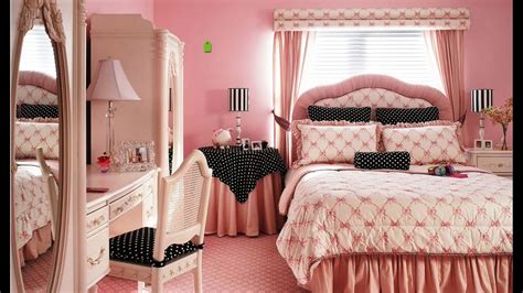 Beautiful & Sophisticated Teen Girls' Bedrooms   YouTube