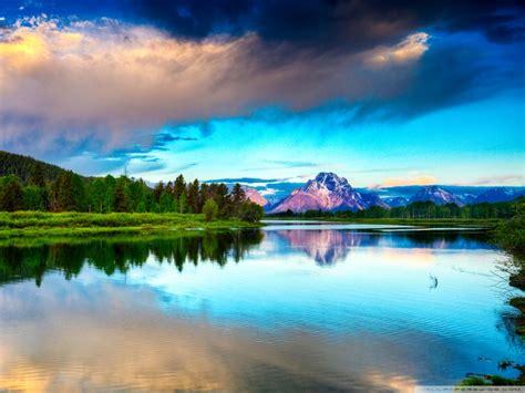 Beautiful Spring Scenery Ultra HD Desktop Background ...