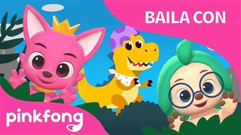 Bebé T Rex   Dinosaurios   Bailemos con Pinkfong ...