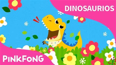 Bebé T Rex   Dinosaurios   PINKFONG Canciones Infantiles ...