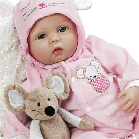 Bebes Reborn Niñas Muñecas Silicon Msi   $ 4,399.00 en ...