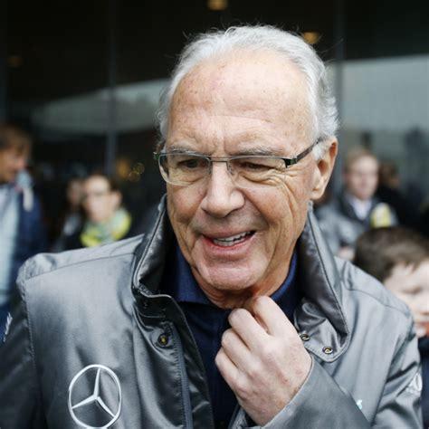 Beckenbauer in FIFA Affäre verwarnt und gebüsst   1815.ch