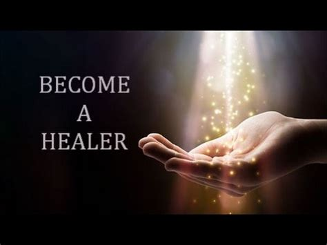Become A Healer  Activate Natural Healing Forces Heal ...